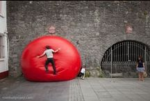 RedBall Galway / Highlights of performances during RedBall Galway, Ireland. For more information, visit www.redballproject.com/galway.