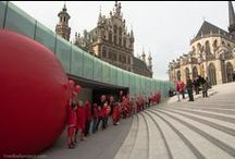 RedBall Leuven / Highlights of performances during RedBall Leuven, Belguim. For more information, visit www.redballproject.com/leuven.