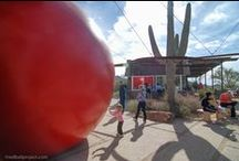 RedBall Scottsdale / Highlights of performances during RedBall Scottsdale, Arizona. For more information, visit www.redballproject.com/cities/scottsdale.