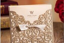 Wedding Invites / Wedding Invitation inspiration and tips.