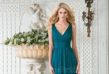 Bridesmaid Collection @ Country Bride / A few of the huge collection of Bridesmaid and Evening Dresses we carry at the Country Bride and Gent. We carry a large collection of colors, styles and sizes.