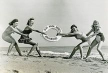 Life's a Beach! / Life's A Beach! Retro Vintage Images of fun in the sun. / by Modern Grease Clothing Co.