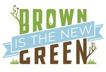 Brown is the New Green / Articles related to California's drought, and how it's effecting our farmers.