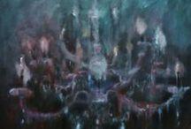 My artworks: chandeliers