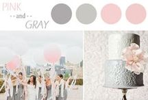 Color Themes / Some ideas on color combinations and inspiration for your wedding or next event. Our brides love that we have colors, styles and sizes to match any color theme you create.