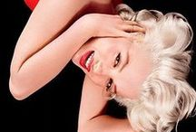 Marilyn Monroe - Color / Marilyn Monroe in Color / by Modern Grease Clothing Co.