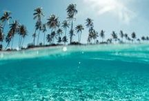 >> Crystal Clear Water << / Beaches and swimming spots located around the world with water as clear as glass. Contribute email: hello@storyv.com