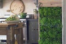 Small Space Garden Design / Patio, small space and vertical garden designs.