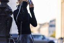 Paris Style / paris, parisian chic, parisian style, fashion, paris fashion, elegant French, French style, french brands