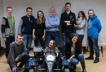 Koła Naukowe PW / Młodzi, piękni i zdolni. Studenci Politechniki Warszawskiej zrzeszeni są w ponad 100 kołach naukowych i dokonują rzeczy wielkich. Konstruują, projektują i wygrywają międzynarodowe konkursy.