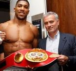 Anthony Joshua - The King / In boxing there are very few genuine characters who have shere power and have a clear message for the world. Joshua has this and knows how to show respect for the profession. If you love boxing, if you love your sons or your bruvas get them off the street and into role... Man Dem step up an come off the road.   Nutrition check this out http://bit.ly/2q26gts