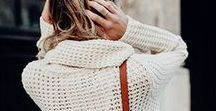 All About Knitwear / It's All About Knitwear Trends