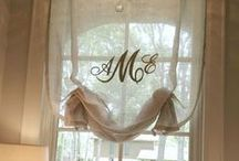 Window Treatments ~ French Style