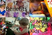 The Process and Management of Toddler Art