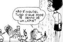 Tirinhas/quadrinhos