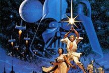 STAR WARS     / May the Force be with you forever / by I.C Fait-avoir