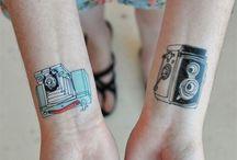 Tattoos / by Cloee Thomas