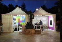 Festival Internacional de Arte de Marbella 2013 / Participación de Serastone en el Festival Internacional de Arte de Marbella