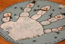 Creatief werk Kerst