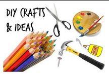 ✄ DIY Crafts & Ideas