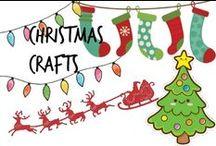 ☃ Christmas Crafts