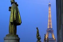 Toujours Paris! / Everything in Paris I love and dream about.