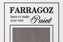 FARRAGOZ Paint Sample