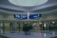 Aviation, signage, mass notification / Projects involving wayfinding signage, mass notification and/or related to aviation.