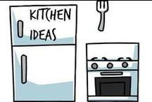 ✧ ︎ Kitchen Ideas