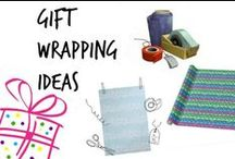 ✄ Wrap It Up! Gift Wrapping Ideas