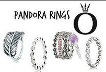 ⃘ Pandora Rings