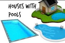 ≈ Houses With Pools
