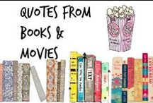 ✍ Quotes From Books & Movies