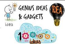 ✧ Genius Ideas & Gadgets