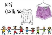 ⚾︎ Kids Clothing