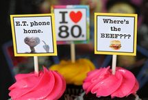 80's Party Planning! The big 40! / Planning my 80's night 40th! Never had a party before so in full glorious planning mode!
