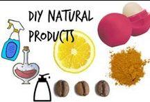 ❁ Diy Natural Products