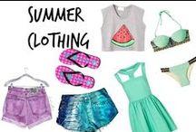 ☼ Summer Clothing, Bikinis, Bathing Suits, Flip Flops & Sandals
