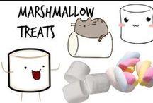 ♨︎ Marshmallow Treats
