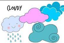 ☁︎ Cloudy