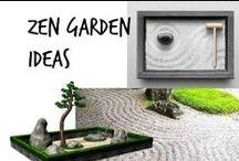 ☘ Zen Garden Ideas
