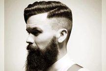 Men's Hair / Different type of men's cuts/styles / by Jayden Michael