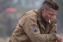 FURY : by Brad Pitt : :