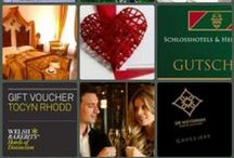 Christmas Gifts with the Historic Hotels of Europe
