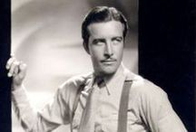 JOHN BOLES / A handsome singer who was forced to make his start in SILENT films!