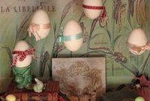 Shabby Chic Easter