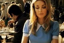 Sharon Tate 60's : : / Sharon Tate was married Roman Polanski. On August 9 1969 she was murdered in her home by a group known as the 'Manson Family'. She was pregnant with the couple's son.