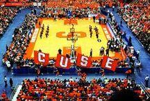 Syracuse University / Home of the Orangemen!