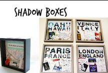 ✄ Shadow Boxes