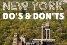 Road Trip & Travel Tips / Great NY Destinations and beyond with our East Coast road trip guide